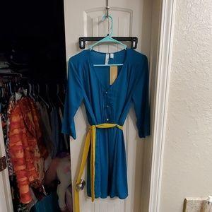 Adorable silky dress